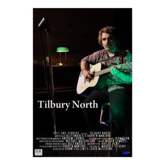 Tilbury North Poster