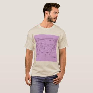 tilde.town ascii art unfitted shirt