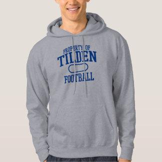 Tilden Football Hoodie