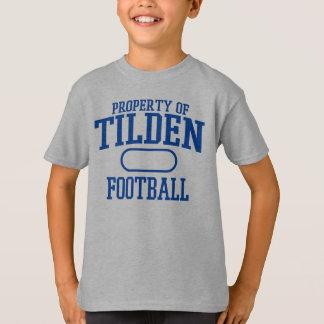 Tilden Football T-Shirt