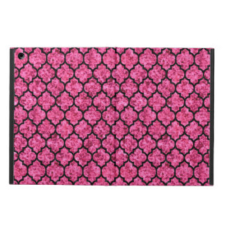 TILE1 BLACK MARBLE & PINK MARBLE (R) COVER FOR iPad AIR