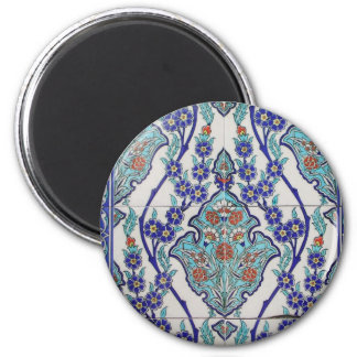 Tile 2 Inch Round Magnet