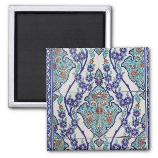 Tile 2 Inch Square Magnet