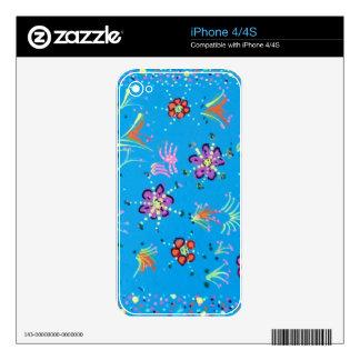 Tile Art Image-52515.jpg Skins For iPhone 4S