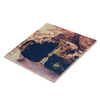 Tile: Cave of the Lemon tree Ceramic Tile