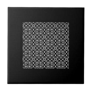 Tile for decoration