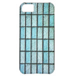Tile iPhone case - turquoise iPhone 5C Case