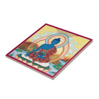 Tile - Medicine Buddha - the Master of Healing