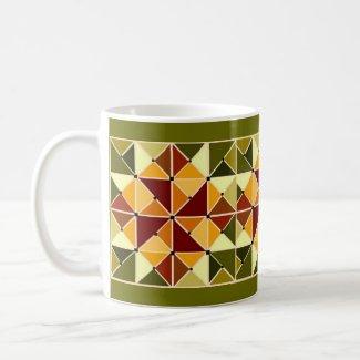 Tile Mug mug