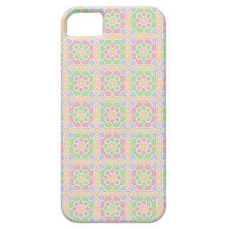 Tile of ceramics of Morocco, Art of mosaic iPhone SE/5/5s Case