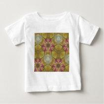 tile pattern baby T-Shirt