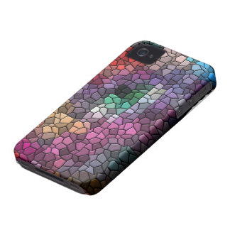 tile pattern iPhone 4 Case-Mate case