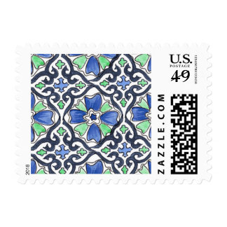Tile Pattern Stamp