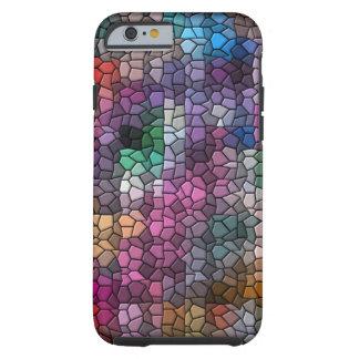 tile pattern tough iPhone 6 case