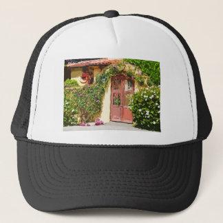 Tile Roof Gate Walkway Trucker Hat