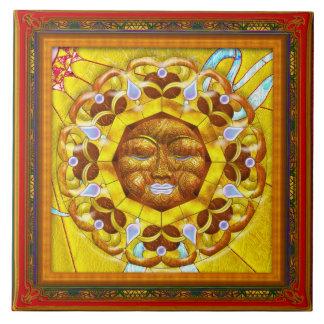 Tile - Solar Season, by Joseph Maas