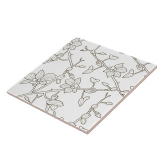 Tile Twigs and Flores