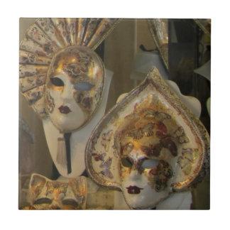 Tile--Venetian Masks Tile