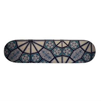 Tile Work Skateboard Deck