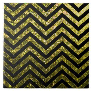 Tile Zig Zag Sparkley Texture