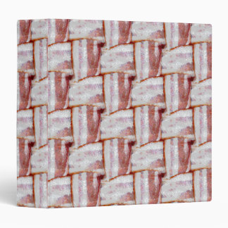 Tiled Bacon Weave Pattern Binder