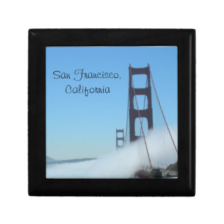 Tiled Box - Golden Gate Bridge