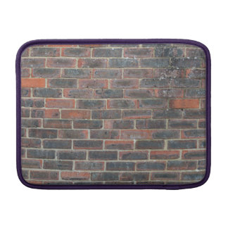 Tiled Brick Wall Urban Texture Pattern Sleeve For MacBook Air