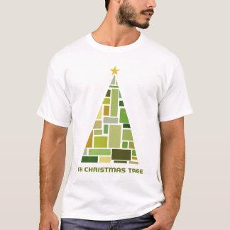 Tiled Christmas Tree T-Shirt