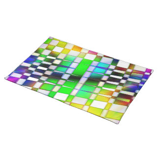 Tiled Cloth Placemat