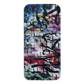 Tiled Graffiti iPhone SE/5/5s Case