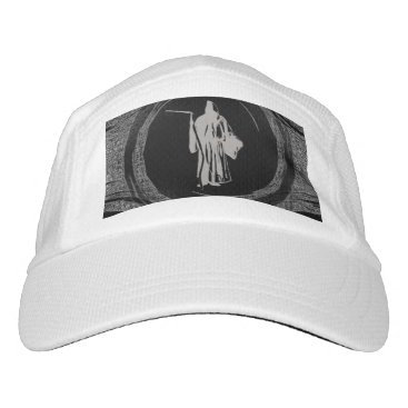 Halloween Themed Tiled Grim Reaper Headsweats Hat
