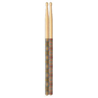 Tiled Image Template  Drumsticks