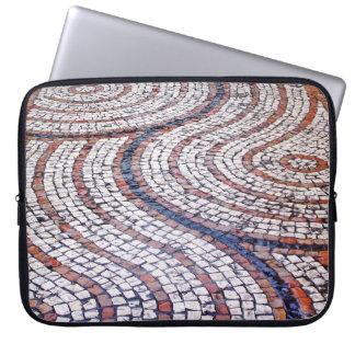 Tiled Street Laptop Sleeve