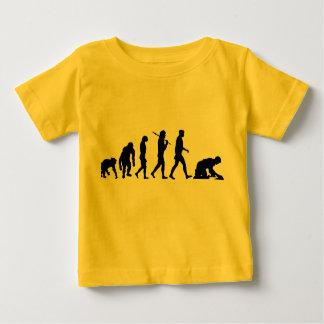 Tilers tradesman builders and decorators gear baby T-Shirt