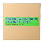 armando aguiar (Rato)  2013 smart street  Tiles