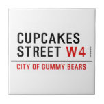 cupcakes Street  Tiles