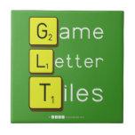 Game Letter Tiles  Tiles