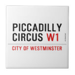 piccadilly circus  Tiles