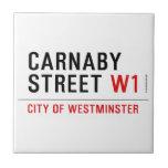 CARNABY STREET  Tiles
