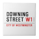 downing street  Tiles