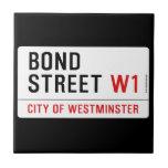 Bond Street  Tiles