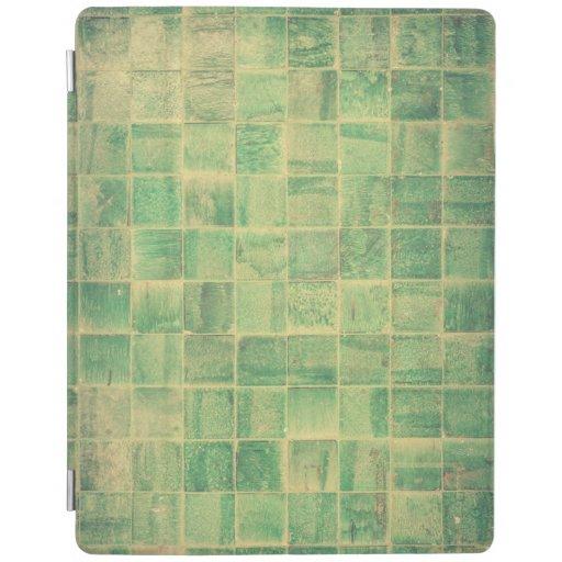 Tiles Backdrop Bathroom iPad Smart Cover