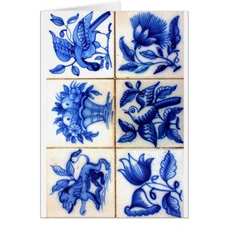 Tiles Card