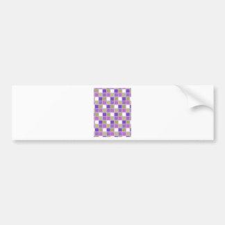 Tiles for Fash Bumper Sticker