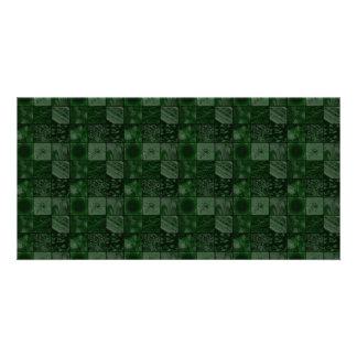 Tiles in Green Card