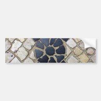 Tiles of Lisbon Bumper Sticker