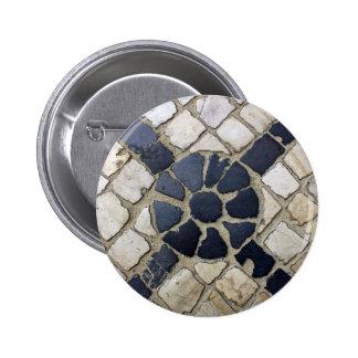 Tiles of Lisbon Button