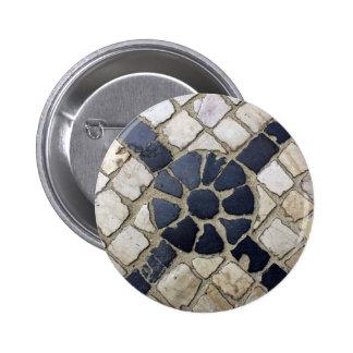 Tiles of Lisbon Pinback Button