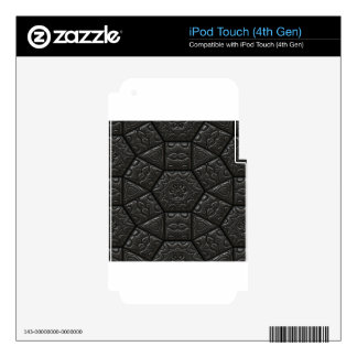 Tiles Pattern Image Skin For iPod Touch 4G