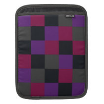 Tiles Pattern iPad sleeve